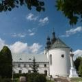 budynek klasztoru Bernardynów