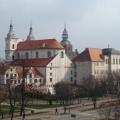Klasztor OO. Jezuitów panorama