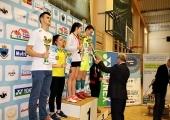 Piotrkowscy badmintoniści świetnie spisali się podczas Grand Prix Polski Carpatia Bad w Przemyślu.