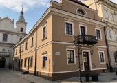"""Laureatka konkursu """"Nowa Elewacja 2018"""" - kamienica Rynek Trybunalski 9"""