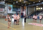 Dzień Olimpijczyka organizowanych przez Szkołę Podstawową nr 13.