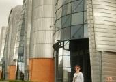 Wycieczka podopiecznych OEA do łódzkiego Planetarium.