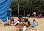 25.Gorące piaski w Sadach Klemensa