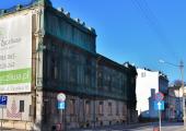 """Prywatny budynek dawnej restauracji """"Europa"""""""