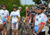 Piotrkowianie w Tour de Pologne Amatorów.