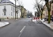 Prace remontowe pierwszego etapu ul. Próchnika zakończyły się w grudniu ubiegłego roku.