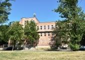 Budynek przy ul. Curie-Skłodowiskiej 1.