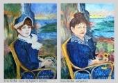 Irena Siedlak Auguste Renoir Nad brzegiem morza online