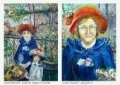 Jozefa Maciolek Auguste Renoir Dwie siostry online