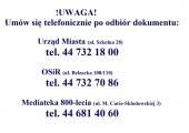 karta mieszkanca kontakt