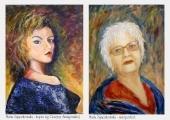 Maria Zajaczkowska Grazyna Sanigorska Portret kobiety online