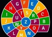 """Gra edukacyjna """"Ślimak alfabet"""""""