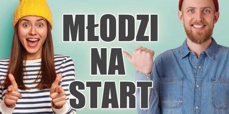 Mlodzi_na_start_ulotka_plakat