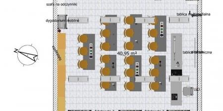 plan klasopracowni